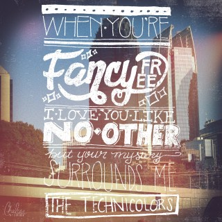 """Heavy Leather"" by The Technicolors - April 7, 2015"