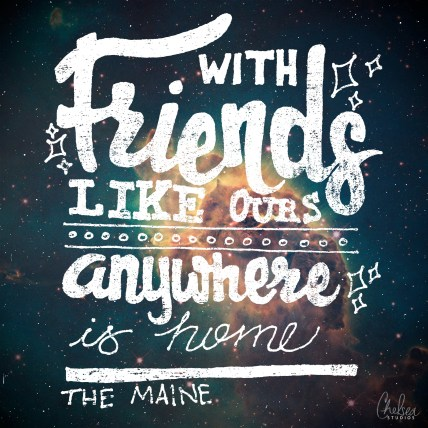 """Another Night on Mars"" by The Maine - March 31, 2015"