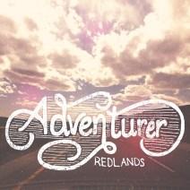 """Adventurer"" single art for Redlands"