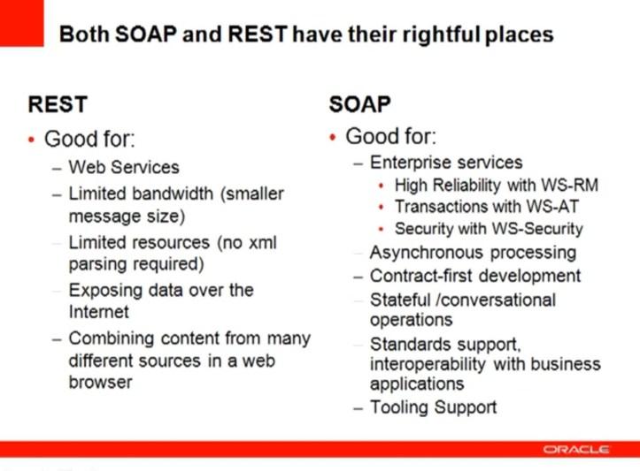 rest v soap