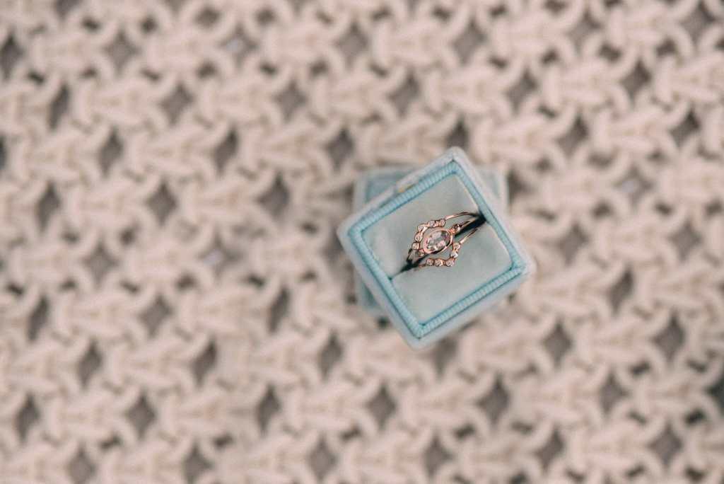 Bohemian style handmade ring