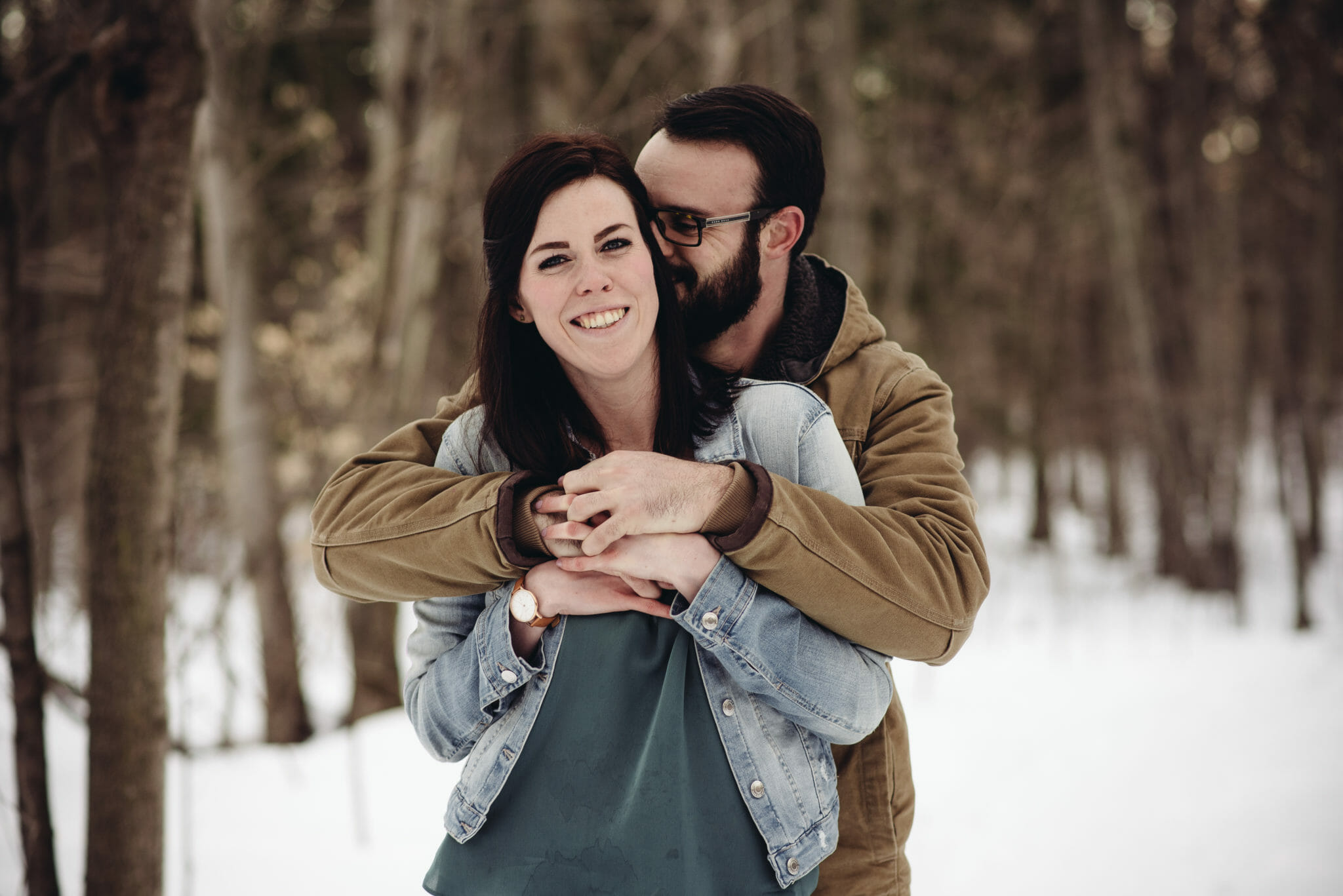 long sault couples shoot