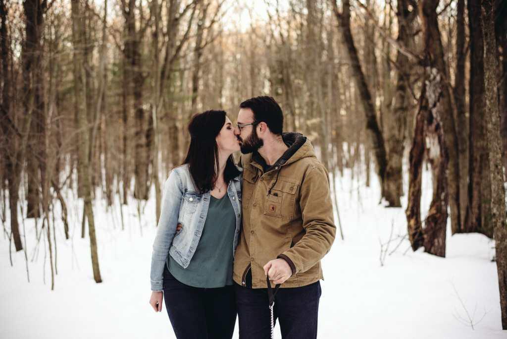 bowmanville couple session photographer