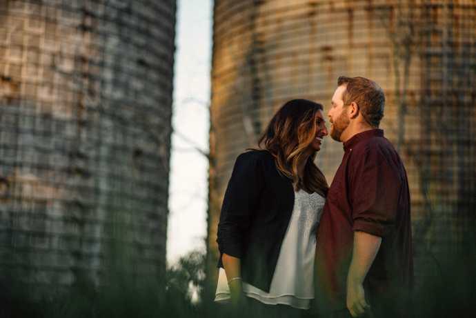 bowmanville engagement photographers