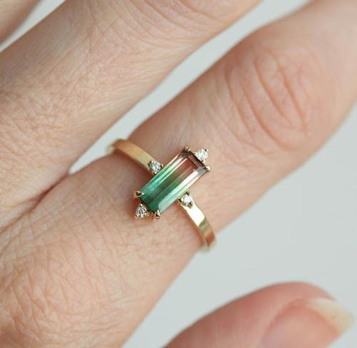 earthy engagement rings etsy