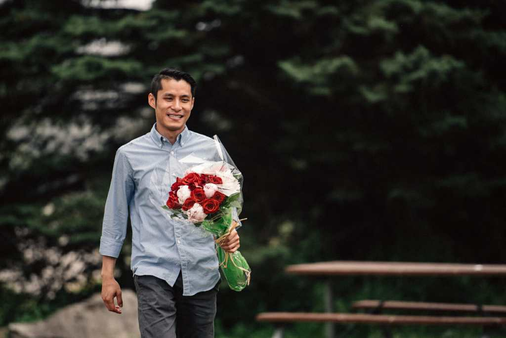 surprise proposal photography in toronto