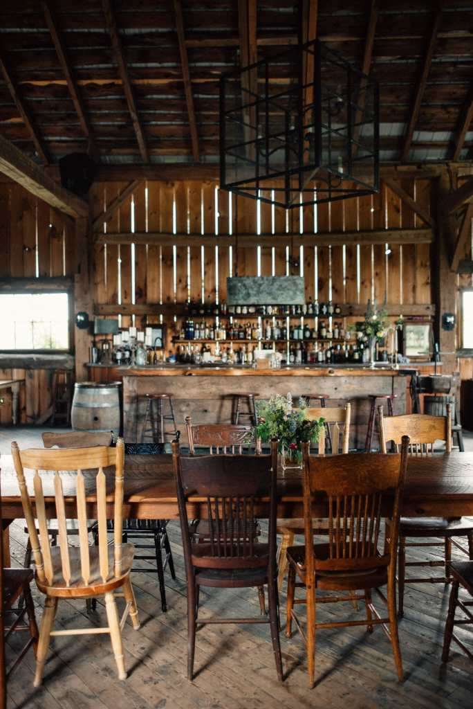 south pond farms kawartha lakes wedding reception venue