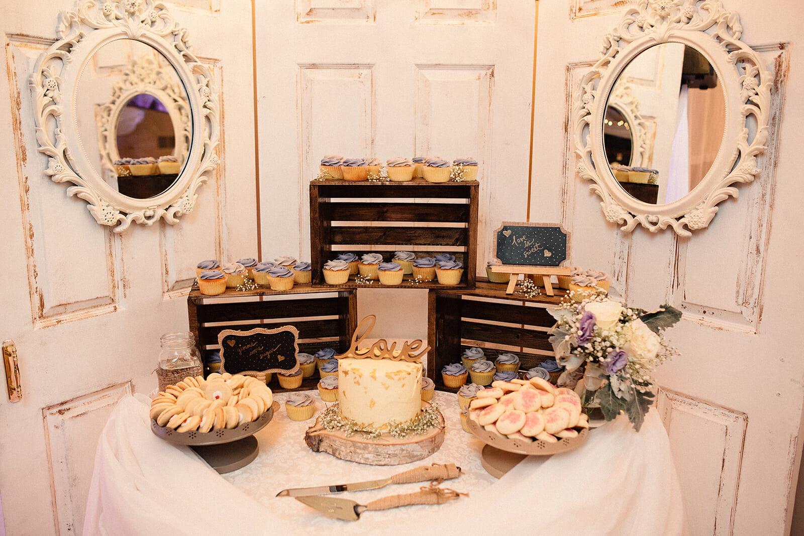 wedding dessert table toronto