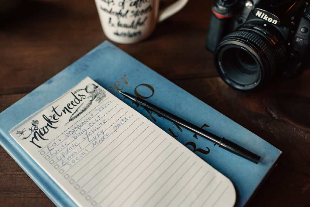 weekly to do list for people working at home