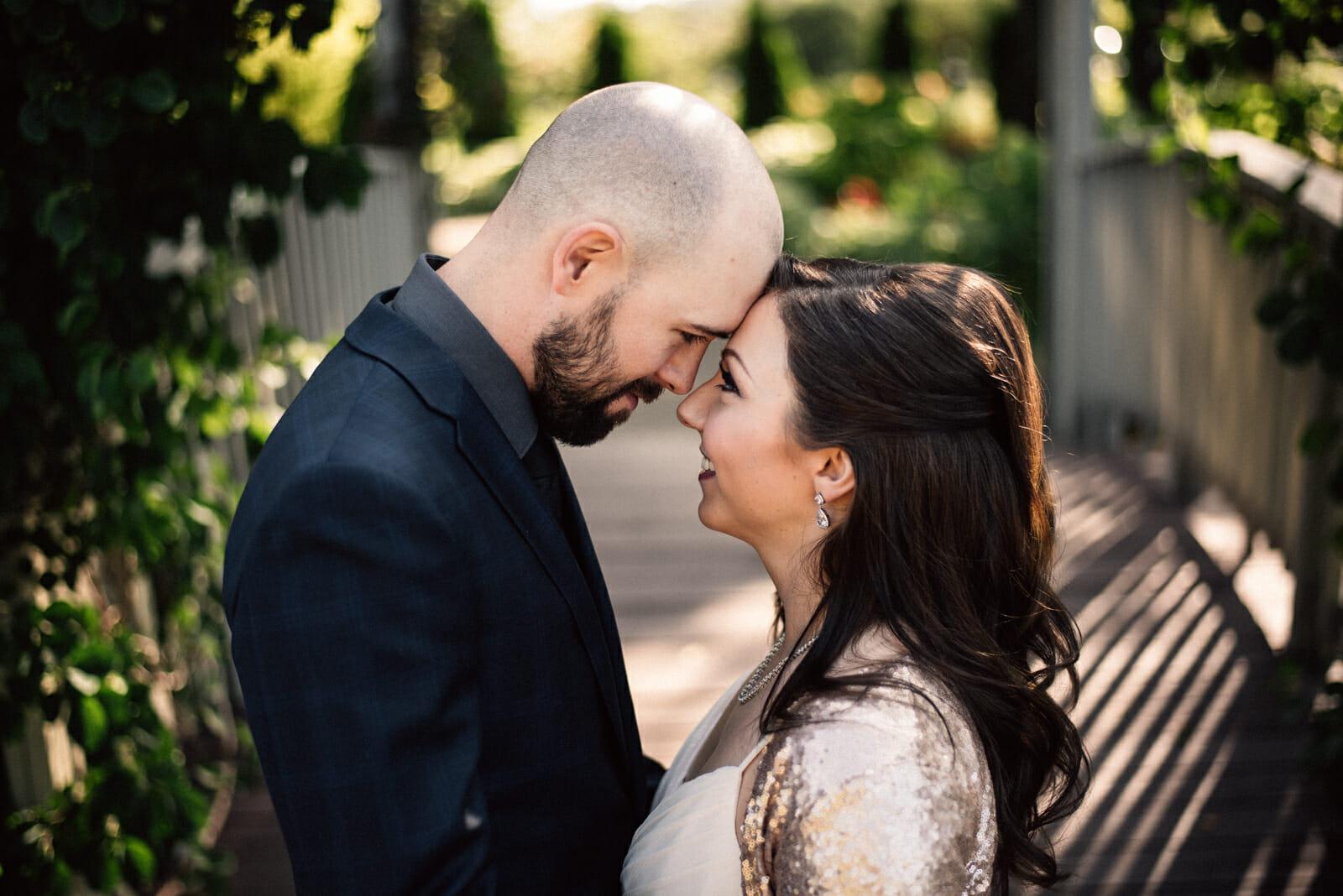 bride and groom photos nottawasaga