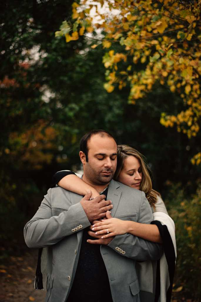 engagement photos at humber bay park toronto