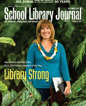 Meet Michelle Colte, SLJ's School Librarian of the Year