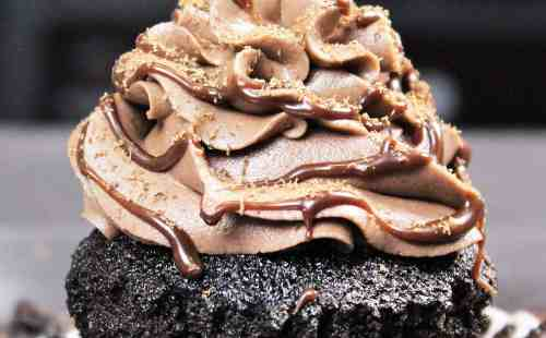 The Best!! I love my moist chocolate cupcake recipe!!