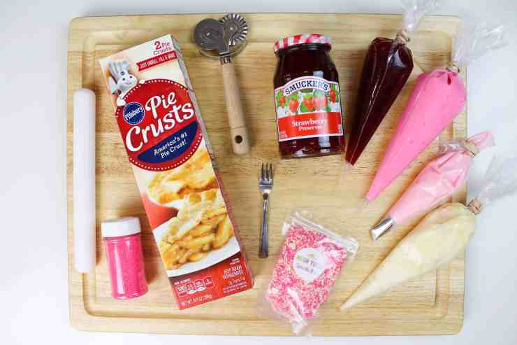 poptart supplies