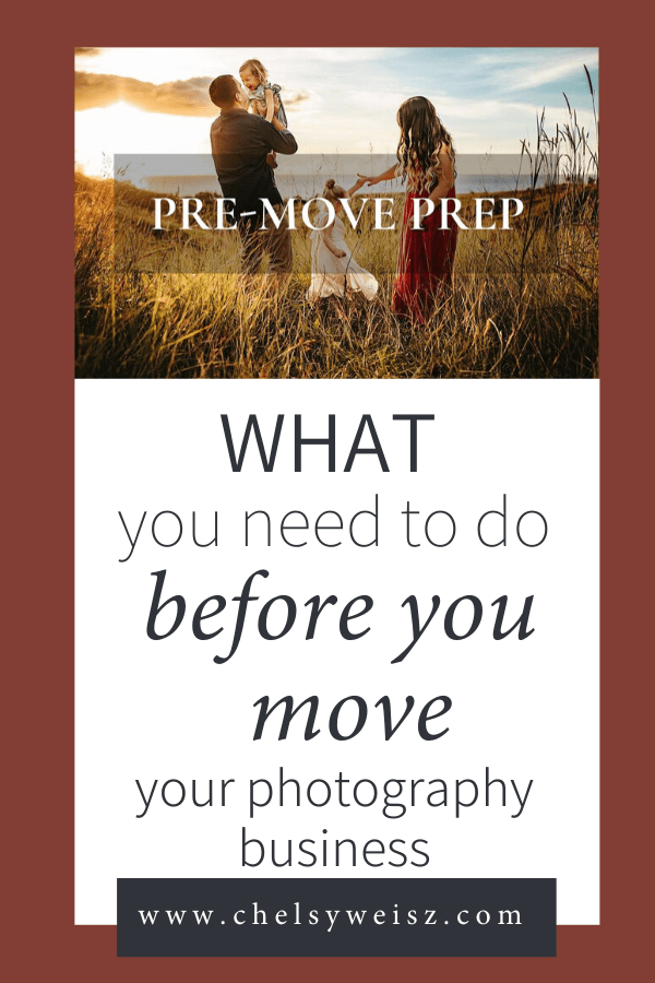 Tips for moving your photography business to a new state or country interview with Myrna of Myrna Loy Photography Guam