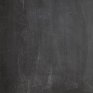 Chalkboard background