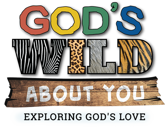 God's Wild About You - VBS 2019