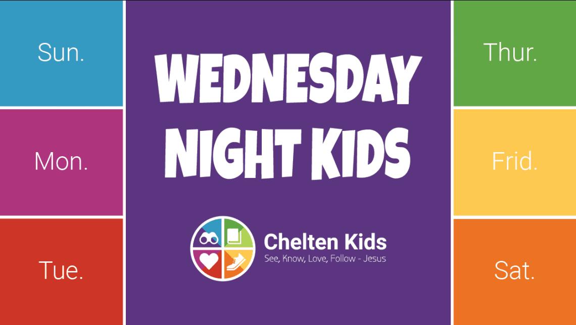 Wednesday Night Kids