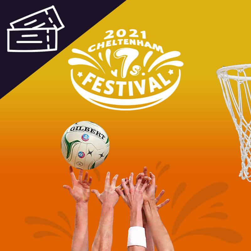 Netball Ticket 2021