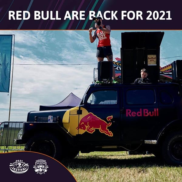 Red Bull are Back
