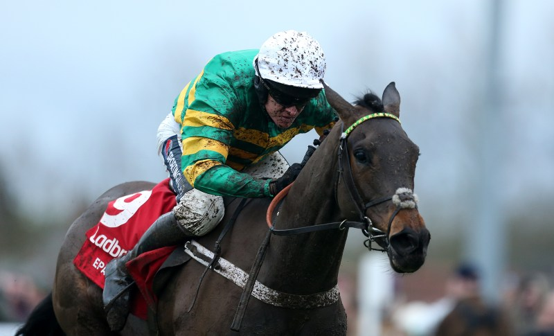 Epatante is the favourite for the Champions Hurdle