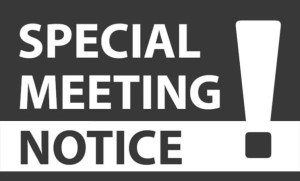 CHELTENHAM TWP SPECIAL MEETING TO DISCUSS SALE OF SEWER SYSTEM ON 19 APRIL