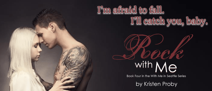 Rock with Me Promo Banner