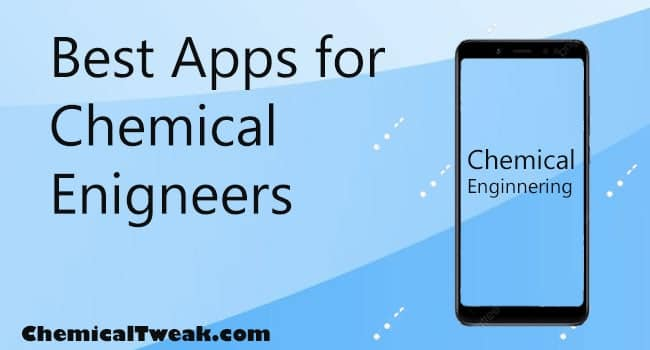 apps for chemical engineering students