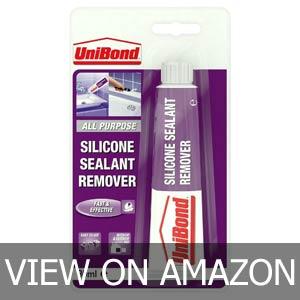Unibond 1584200 80ml Silicone Sealant Remover Tube