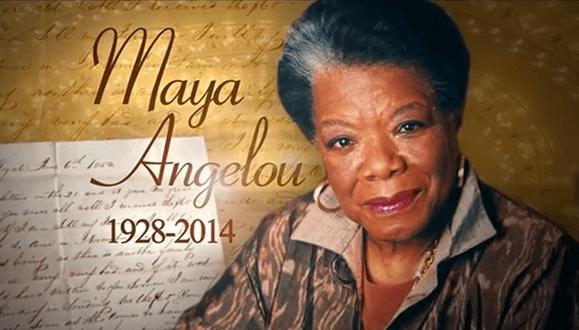 Ce que Maya Angelou a appris 1