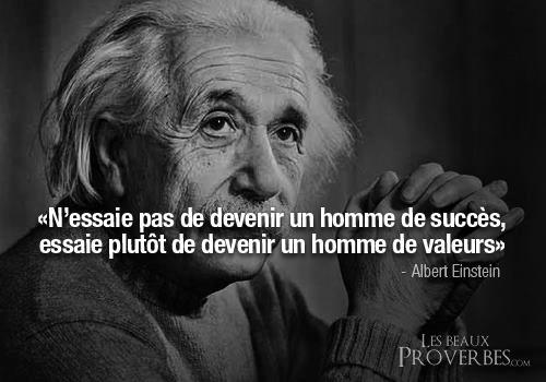 Citations d'Albert Einstein 1