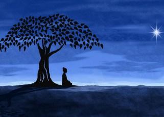Méditer sur la nuit 9