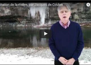 Méditation de la rivière, par Jacques de Coulon 8