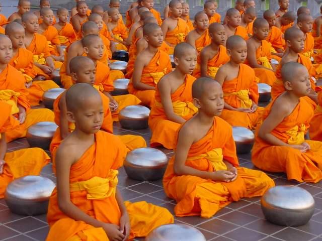Les règles de vie des moines bouddhistes 1
