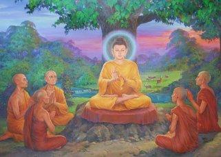 Le bouddhisme et la vie des moines de tradition Theravada 20