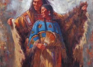 La légende sioux sur les relations de couple 26