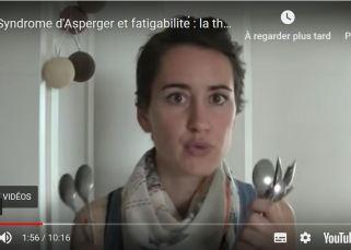 Syndrome d'Asperger & fatigabilité : théorie des cuillères 10