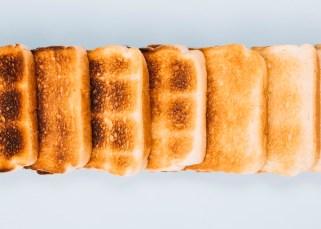 Les toasts brûlés 1