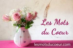 Nouveau blog : Les Mots du Coeur 1