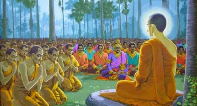 L'origine du Ratana Sutra (bouddhisme) et le Covid-19 2