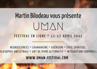 CONCOURS du Festival UMAN : 7 jours pour cueillir ensemble les trésors et la sagesse de la Terre Mère 8