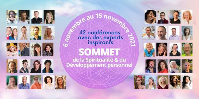 Sommet de la Spiritualité et du Développement personnel 2021 1