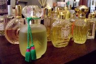 Rose and jasmine perfume collection