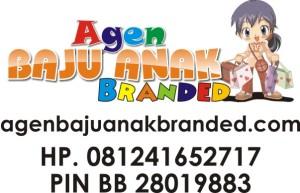 Agen Baju Anak Branded