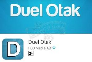 Logo Duel Otak