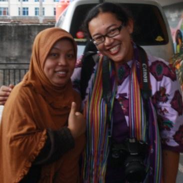 Bersama Mama Bo