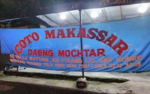 Coto Makassar Daeng MochtarCoto Makassar Daeng Mochtar