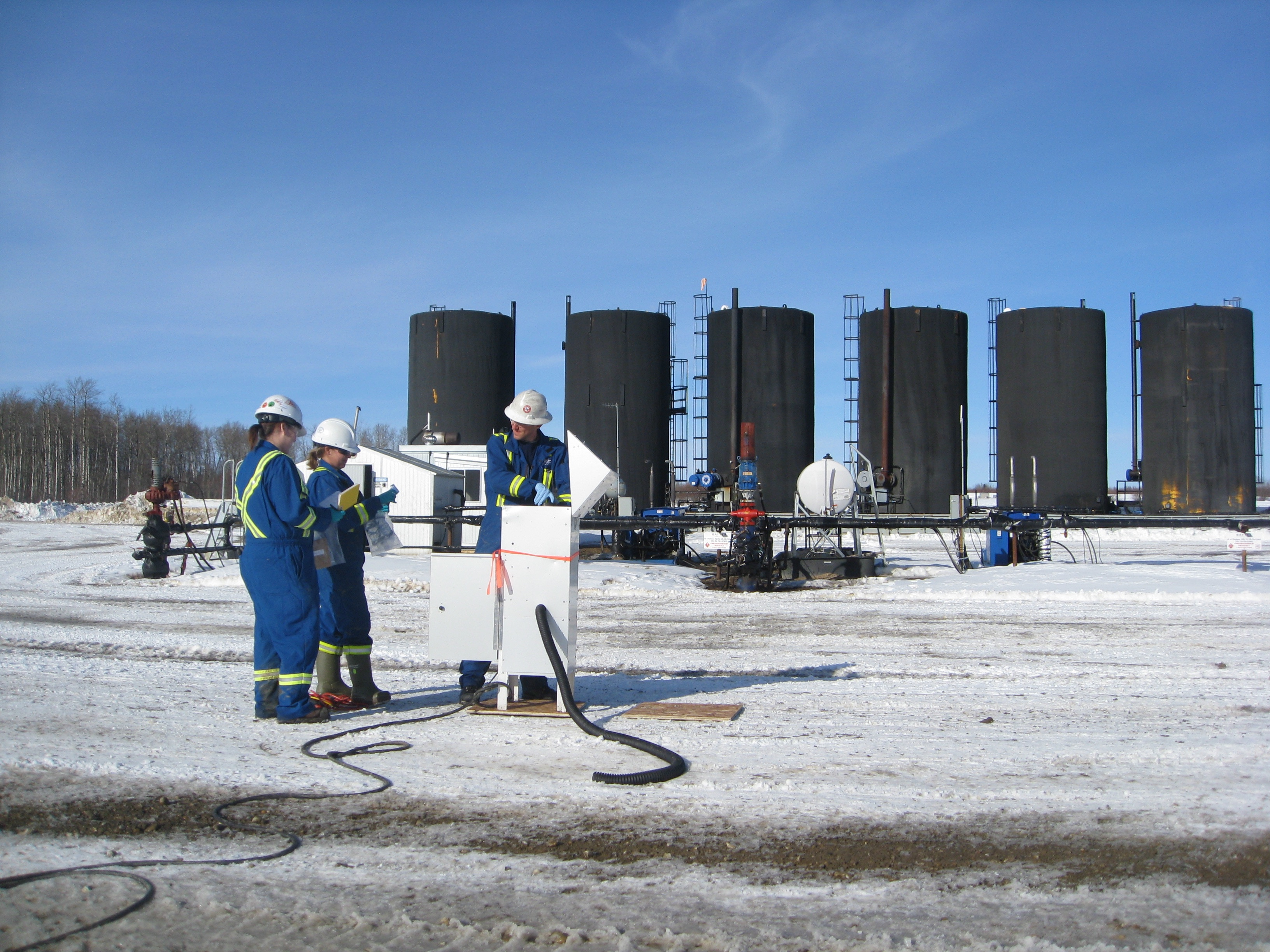 Peace River Inquiry into Odours for Baytex Energy Corp in Peace River, Alberta
