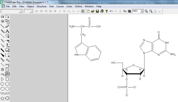 A) chemical structures of capsaicin taken by chemdraw ultra.
