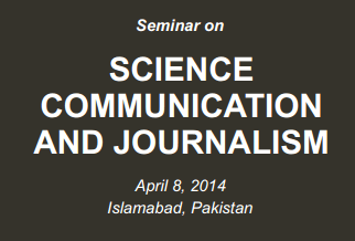 Seminar on Science Communication and Journalism